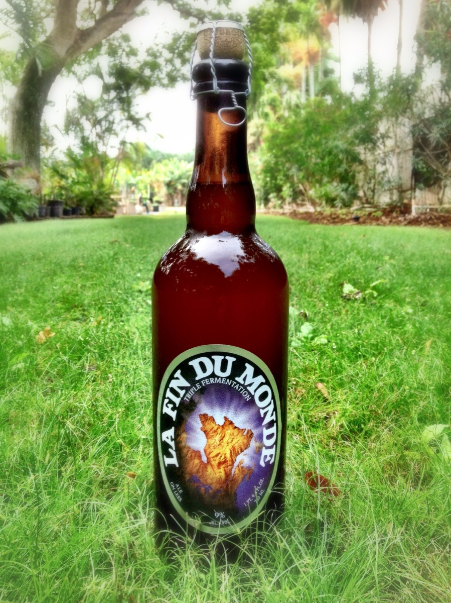 Try This Beer: La Fin Du Monde