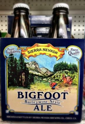 Try This Beer: Sierra Nevada Bigfoot BarleyWine