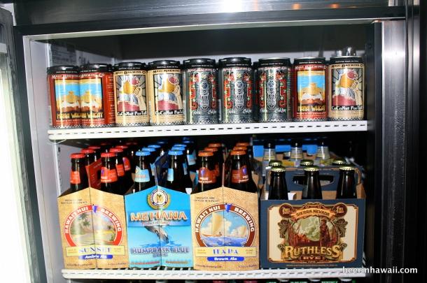 Bonzer Front Hawaii Beers