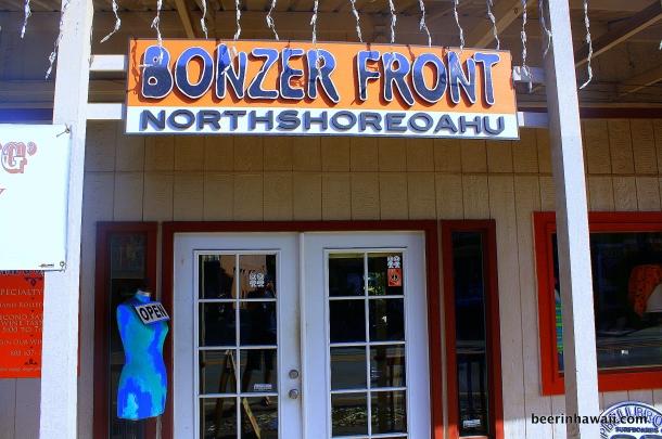 Bonzer Front Haleiwa