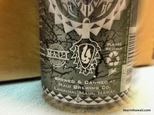 Made in Hawaii Beer