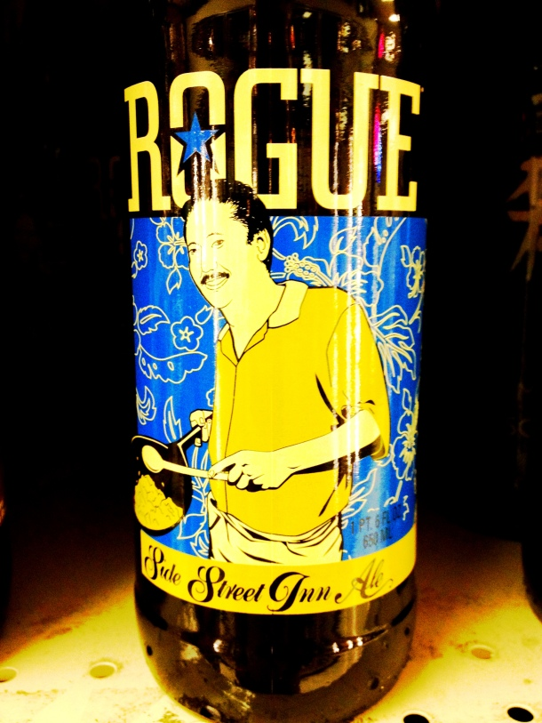 Rogue Side Street Inn Ale
