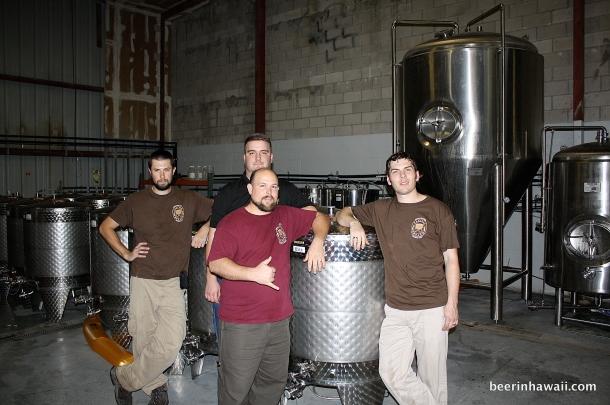 Brian Paisley Pacific Breach Brewing
