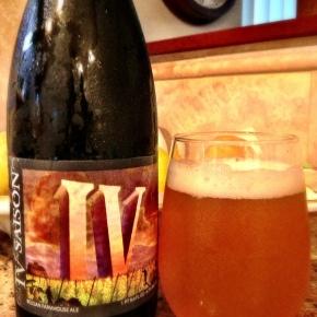 Try This Beer: Brasserie Jandrain-Jandrenouille IVSaison