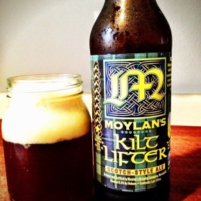 Try This Beer: Moylan's Kilt Lifter ScotchAle