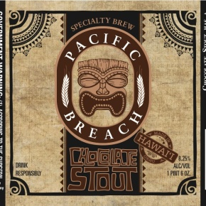 Pacific Breach Releases Chocolate Stout
