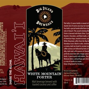 Big Island Brewhaus Bottles and Draft Going Statewide