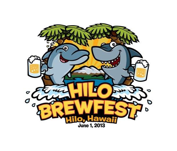 2013 Hilo Brewfest Logo
