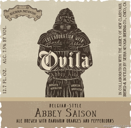 Sierra Nevada Ovila Abbey Saison