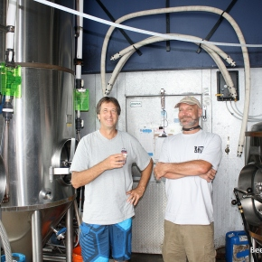 Interview: Frank Wenzl Hawaiian Islands Brewing Company