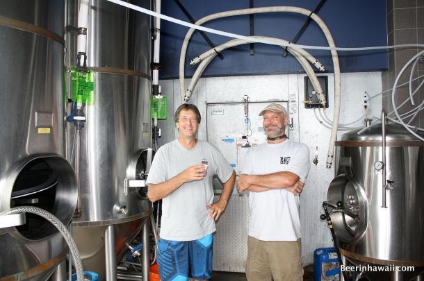 Frank Wenzl Hawaiian Islands Brewing Company