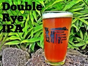 Hawaiian Islands Brewing Company Releases Double RyeIPA