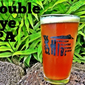 Hawaiian Islands Brewing Company Releases Double Rye IPA