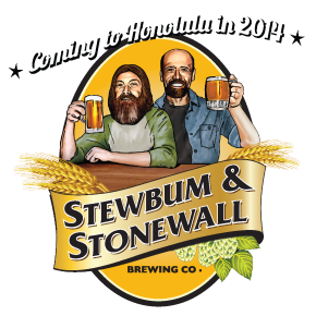 Hopeful Honolulu Brewery, Stewbum & Stonewall Brewing Company, Launches KickstarterCampaign