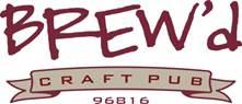 Brew'd Craft Pub to Open inKaimuki