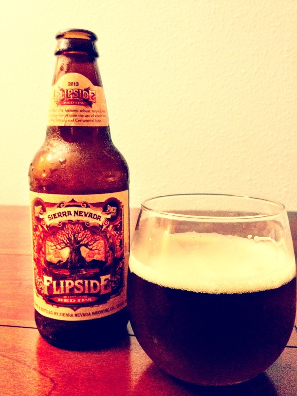 Sierra Nevada flipside red ipa