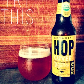Try This Beer: Bison Brewing HopCuvee