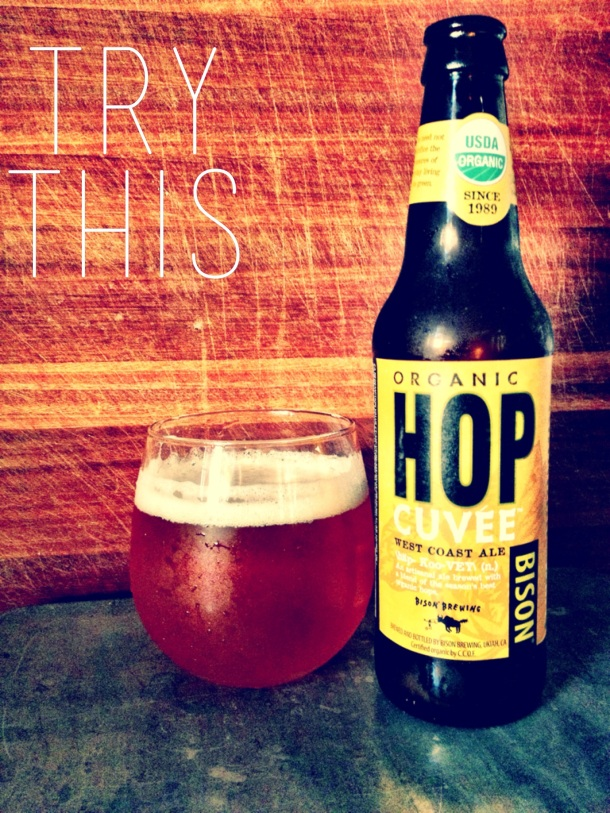 Bison Brewing Hop Cuvee