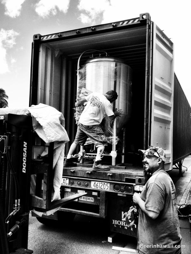 Honolulu Beerworks Delivery