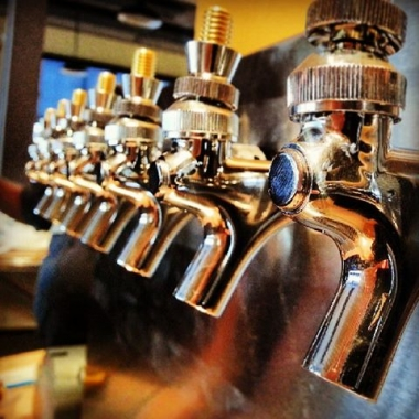 12th Ave. Grill taps