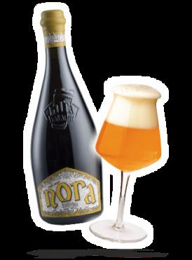 Birra Le Baladin Nora Ale