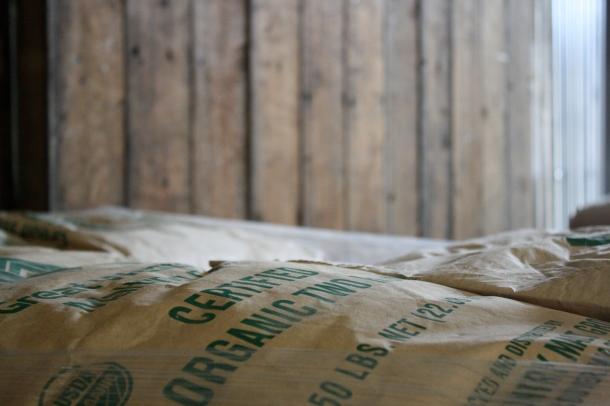 Honolulu Beerworks Organic Malt