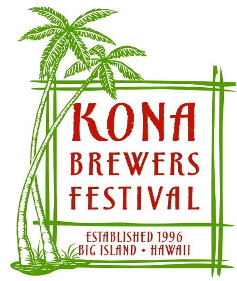 Kona Brewers Festival Logo