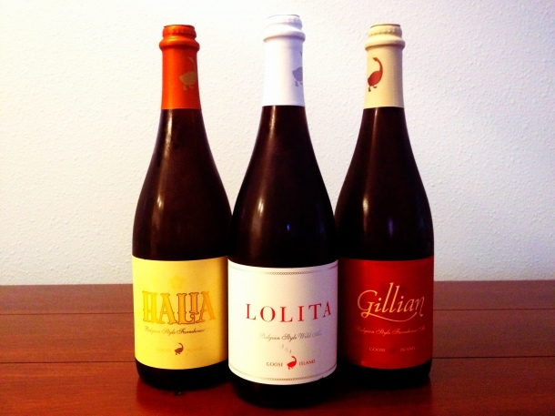 Goose Island Sour Sisters