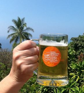 Kona Brewers Festival Beer List and Zero WasteInitiatives