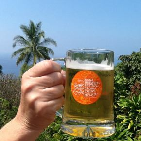 Kona Brewers Festival Beer List and Zero Waste Initiatives