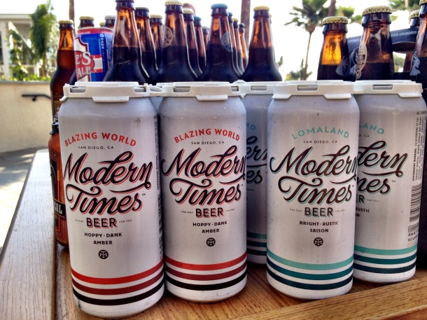 Modern Times Brewing in Hawaii