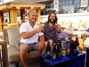 Maui and Stone Brewing Co. Launch Hawaii Craft Distribution Company