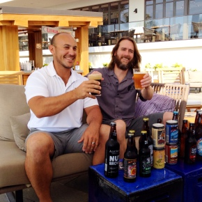 Maui and Stone Brewing Co. Launch Hawaii Craft DistributionCompany