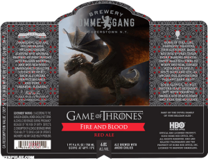 Ommegang Game of Thrones Fire-and-Blood