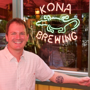Interview: Kona Brewing Brewmaster BillySmith