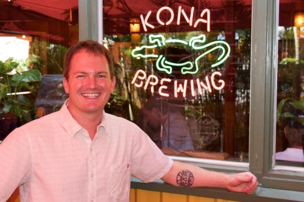Billy Smith Kona Brewing Company