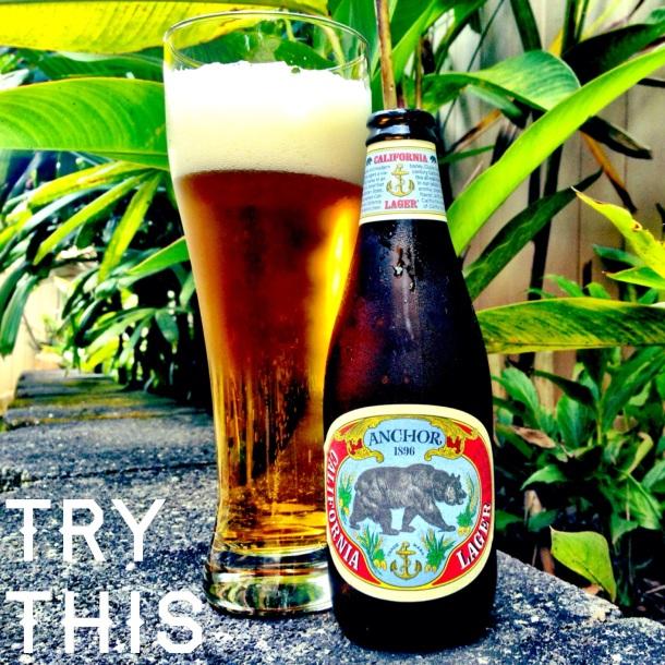 Anchor Brewing California Lager Hawaii