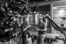 Brew Dogs Filming at Maui Brewing Co-311