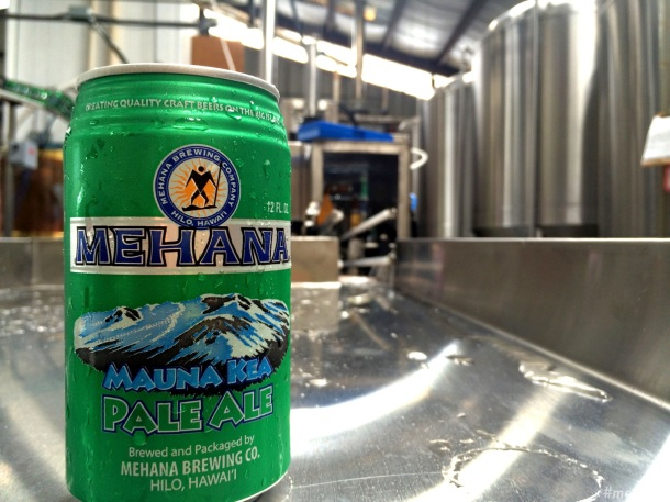Mehana Brewing Cans