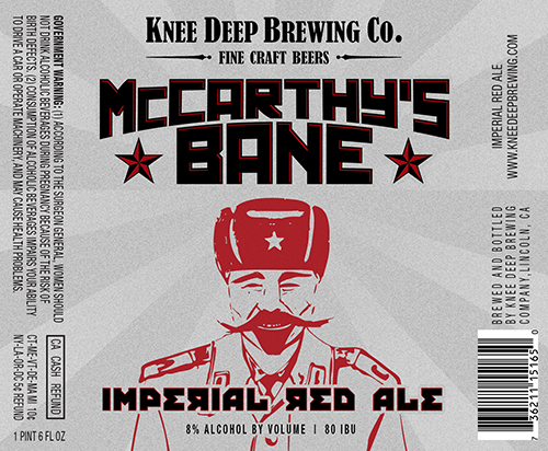 Knee Deep Brewing McCarthys Bane Hawaii