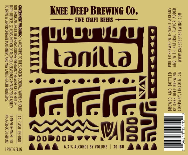 Knee Deep Brewing Tanilla Hawaii