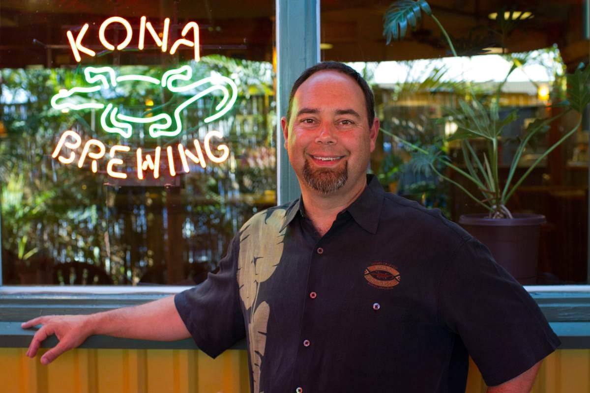 Interview: Kona Brewing Company President Mattson Davis