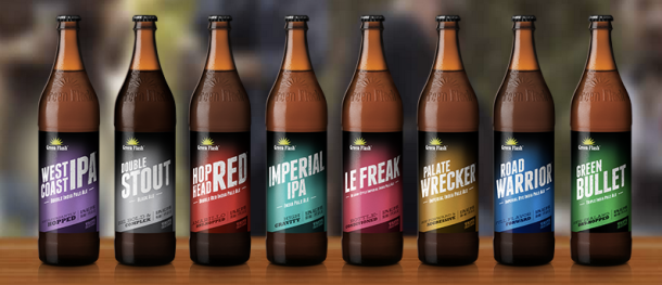 Green Flash Brewing Beers