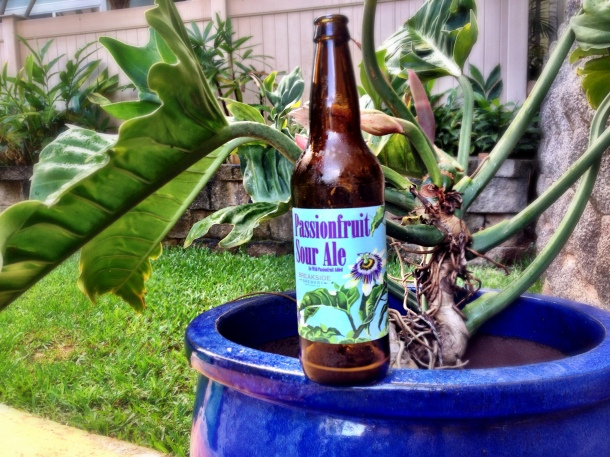 Breakside Passionfruit Sour Ale Hawaii