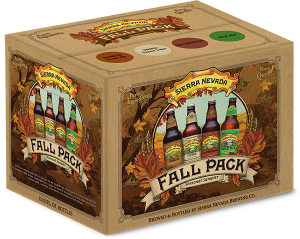 Sierra Nevada Fall 12 Pack