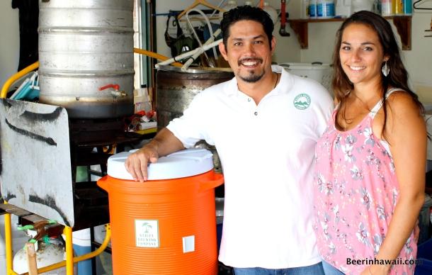 Kailua Brewing Company Hawaii