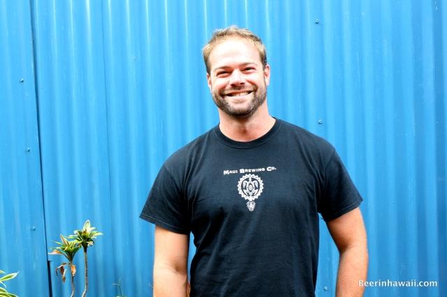 Pete Scheider Maui Brewing Company