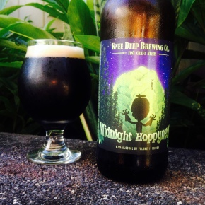 Try This Beer: Knee Deep Brewing MidnightHoppyness
