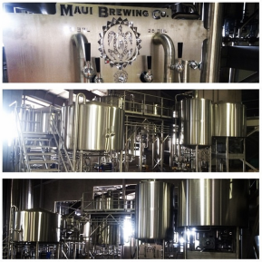 Maui Brewing Company Kihei Brewery Update Part 2