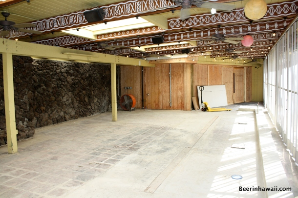 Waikiki Brewing Company Building Process